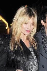 kate moss fringe - Google Search