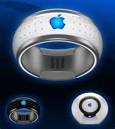 a Ring that could control the Playback functionality of your iPod/iPhone device Wirelessly. I don't have a iPod/iPhone, i still think it's cool Latest Technology Gadgets, Cool Technology, Wearable Technology, Electronics Gadgets, Latest Gadgets, Futuristic Technology, Wearable Computer, Technology Updates, Geek Gadgets