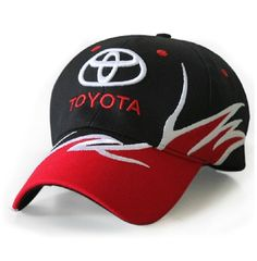 173564f88c8 2017 NEW Toyota embroidery hat cap car moto gp moto racing F1 baseball cap   Unbranded