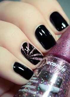 Easy Beautiful Nails Designs (12)