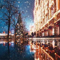 Moscow - instagram photographer Kristina Makeeva
