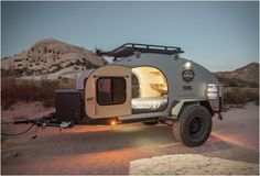 """If you´re an avid outdoorsman and have a passion for exploring, you´ll surely know that high-end car camping gear is very expensive. """"Off The Grid Rentals"""" is a new company in the US that lets you rent affordable expedition-ready gear for taking into the wild."""