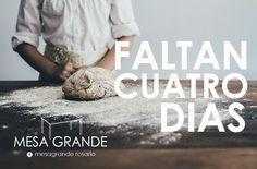 Banner apertura Mesa Grande 2017 - campaña Conteo de dias