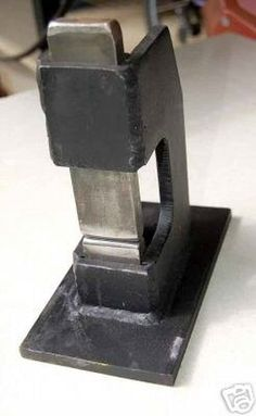 blacksmith guillotine tool - بحث Google‏
