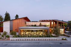 The American Institute of Architects announces the winners of its annual sustainable-design awards