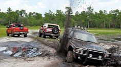 Ten Off-Roading Tips You Need to Know: 1. Go with at least one other vehicle. Off-roading with one vehicle is not a good idea. If you become stuck, you need someone else to pull you out. Your vehicle might suffer an unforeseen and serious mechanical fault, leaving you stranded if nobody else is around.