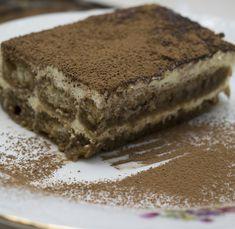 Tiramisu – készült az OnLive© főzőiskolában – Receptletöltés Tiramisu, Ethnic Recipes, Food, Essen, Meals, Tiramisu Cake, Yemek, Eten