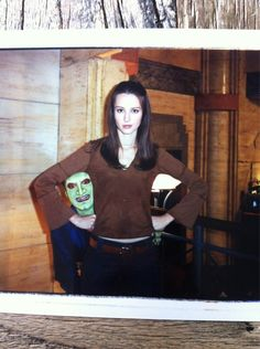 "Amy Acker Shares Some Old Photos From The ""Angel"" Set"