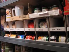 PREPARE TODAY: A Food Storage Frame of Mind