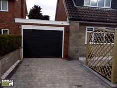At Garolla, our Roller Garage Doors prices include expert measuring, fitting and VAT. We have our Garage Doors prices fitted online, meaning the price you see is what you pay. Click below to find 'garage doors near me'. Single Garage Door, Black Garage Doors, Garage Door Paint, Garage Doors Prices, Electric Garage Doors, Garage Door Decor, Garage Door Makeover, Garage Door Design, Garage Walls