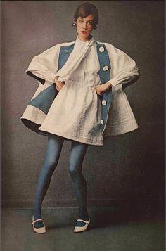 1968 Harper's Bazaar March Rudi Gernreich