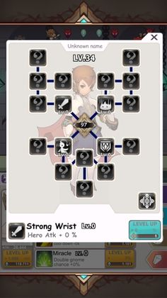 Game Gui, Game Icon, Game Ui Design, App Design, Gui Interface, Card Ui, Art Test, Menu Layout, Japanese Games