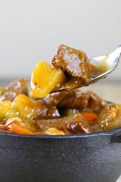 The Stay At Home Chef: Old Fashioned Beef Stew