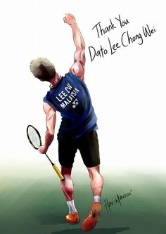 Pin by shujia chen on badminton-lcw бадминтон. Lee Chong Wei, Badminton Pictures, Vinyl Sleeves, Legend Games, International Football, Sport Quotes, Sports Stars, Living At Home, Sport Motivation