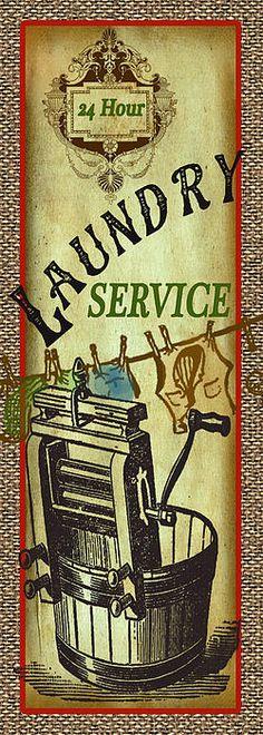 I uploaded new artwork to fineartamerica.com! - 'Laundry Set-1' - http://fineartamerica.com/featured/laundry-set-1-jean-plout.html via @fineartamerica