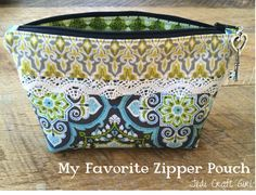 Don't miss this project today for a handmade zipper punch and yes fabric #Bandaids from Amanda at @Jedi Craft Girl! http://www.jedicraftgirl.com/2014/11/handmade-holidays-blog-hop.html