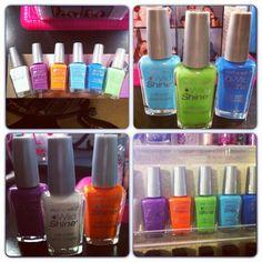 WNW Pop Craze polish. Love this bright colors.