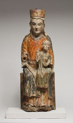 Medieval Art at the Smart: Mary as Vessel-Like Throne for the Christ-Child, Personification of Wisdom | The University of Chicago Divinity School