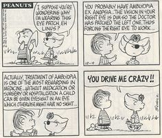 Image detail for -Peanuts #peanuts strips #Sally Brown #Linus