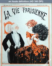 LA VIE PARISIENNE  July 24, 1920