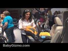 UPPAbaby Mesa Infant Car Seat Sneak Peek - Part 2 - Baby Gizmo