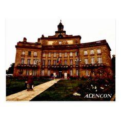 Alencon - Hotel De Ville