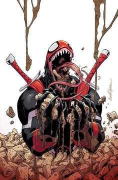 Deadpool #28 - David Lopez