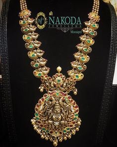Gold Designs, Gold Earrings Designs, Gold Jewellery Design, Gold Jewelry, Jewelery, Jewelry Necklaces, Gold Necklace, Mango Mala, Temple Jewellery