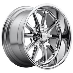 US Mags Rambler Chrome Wheel / Rim with a Offset and a Hub Bore. Wheels And Tires, Car Wheels, Ford Ranger Wheels, Rims For Cars, Car Rims, Truck Rims And Tires, Chrome Wheels, Bike Wheel, Custom Wheels