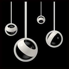 Space / Balls on Pantone Canvas Gallery