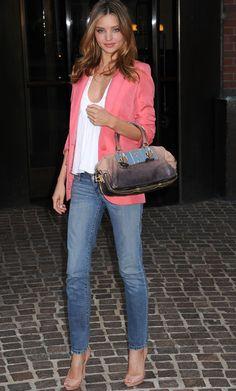 Trendsetter . Miranda Kerr