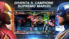 MARVEL Sfida dei Campioni si aggiorna in occasione del film Captain America: Civil War
