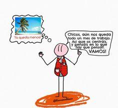 """7 Me gusta, 2 comentarios - Laura Ramos Blanco (@lauramosb) en Instagram: """"#DibujaMeme  #VisualMooc #vacaciones"""""""