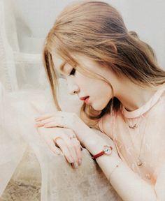 Irene Red Velvet for Celebrity Magazine - March