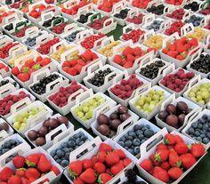Grand Marché Provençal à Saint Rémy de Provence