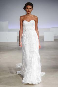 Anne Barge Bridal Fall 2017 Fashion Show - NEW YORK BRIDAL FASHION WEEK