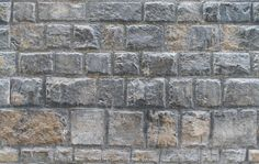 Seamless Medieval Stone Wall Texture with Maps | texturise