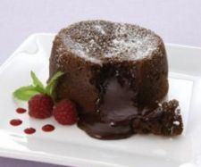 Recipe Molten Chocolate Cakes by wandzee - Recipe of category Desserts & sweets
