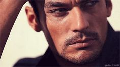 David Gandy pour Fifty Folie