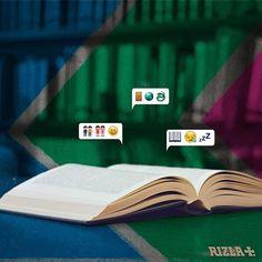 Un comodo cuscino in classe, una porta verso mondi fantastici o un modo per fare amicizia? Cos'è per voi un libro? #infographic #book #puntidivista