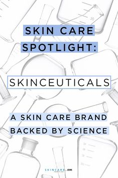 If you're trying to achieve healthier-looking skin in 2018, reach for products from brands that you trust. Backed by beauty lovers and dermatologists alike, SkinCeuticals is a science-backed brand that is dedicated to creating innovative products to help with your skin concerns. To find out more about SkinCeuticals and their products, check out our full article.