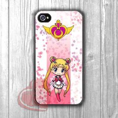 Sailor Moon Phone Case -end for iPhone 6S case, iPhone 5s case, iPhone 6 case, iPhone 4S, Samsung S6 Edge
