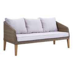 Found it at Wayfair - Hypes 4 Piece Deep Seating Group with Natural Cushion