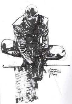 Spider-Man Noir by Gabriel Hardman