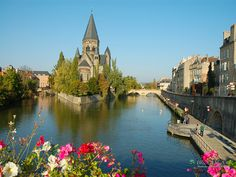 Enjoyable Metz - http://www.travelandtransitions.com/european-travel/