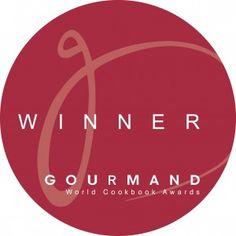 "My cookbook Decades Of Decadence has won a very prestigious award! Winner Gourmand World Cookbook Awards 2014  ""Best Culinary History Book"""