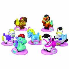 Amazon.com: Squinkies Disney Princess Tiny Toys Boxed Set - Royal Stable: Toys & Games