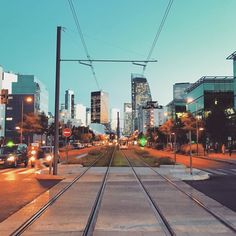 #urban #tram #buildings