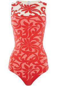 Wolford Nahla Bodysuit, $265; houseoffraser.co.uk   - ELLE.com