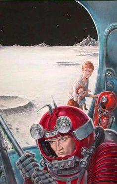 Retrofuturism: Space